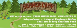 Summer Camp Music Festival 2013