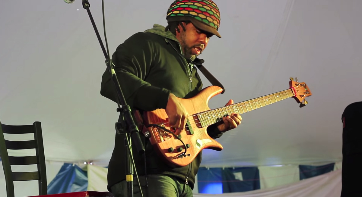 Victor Wooten Summer Camp Music Festival 2013