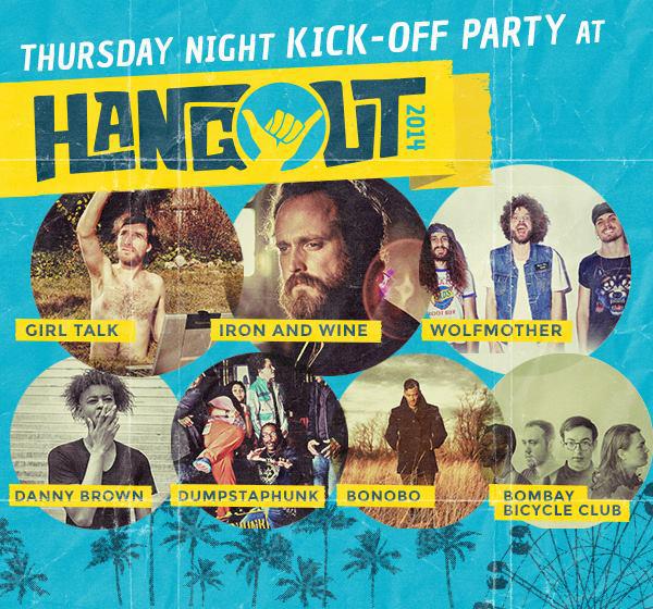 Hangout Festival 2014