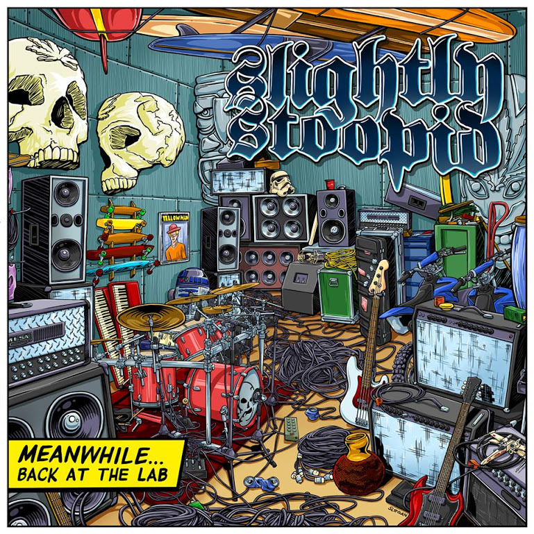 Slightly Stoopid. Slightly Stoopid / YouTube.