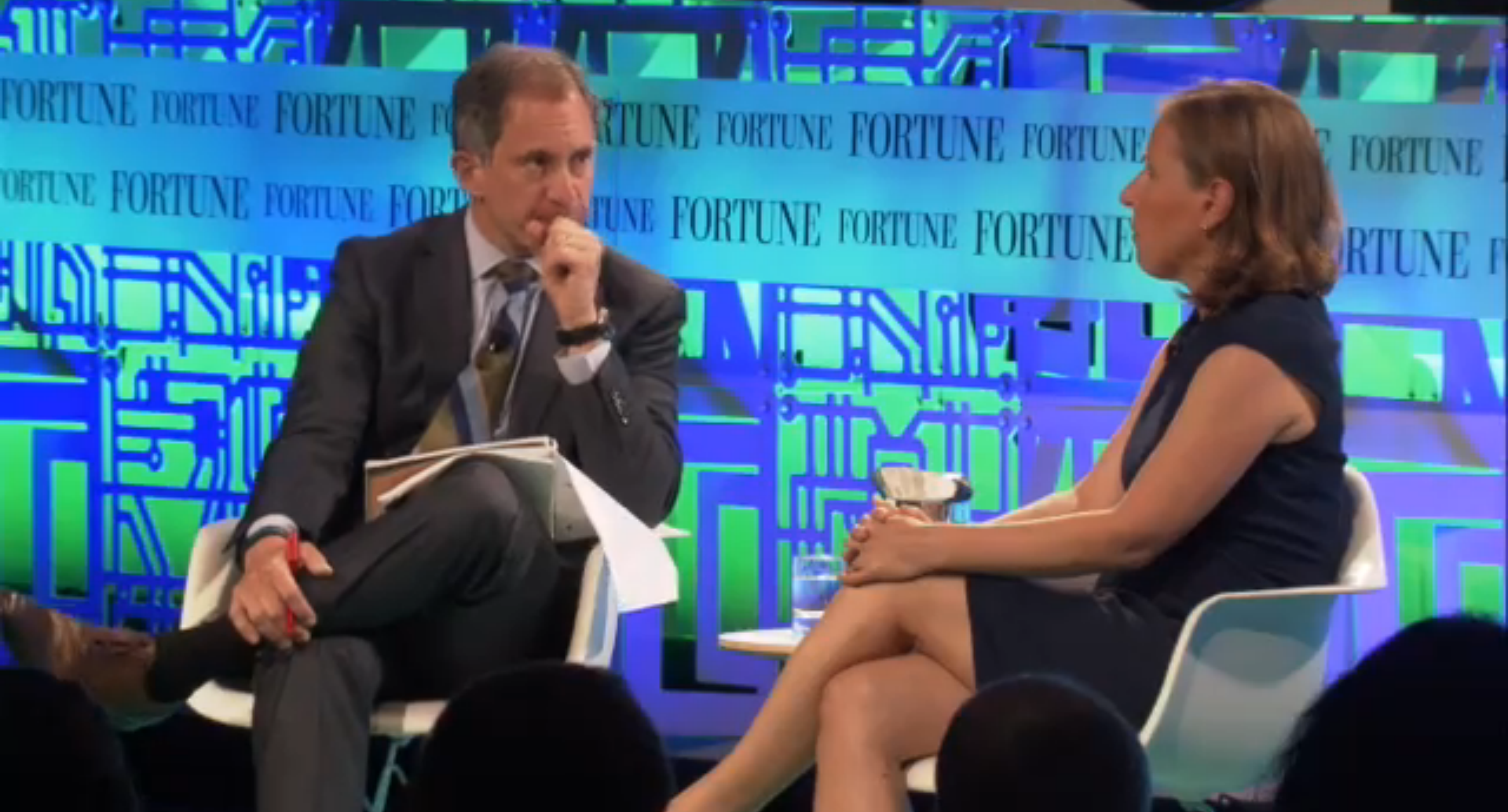 Fortune Brainstorm Tech 2015 | Live Stream. Image by: Fortune Magazine