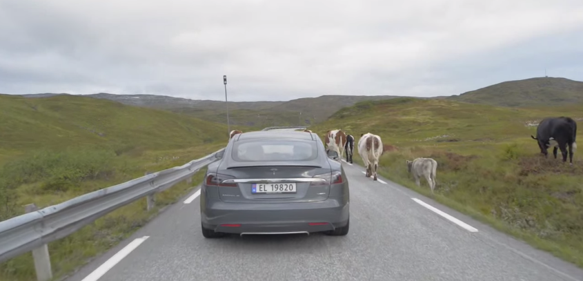 Tesla Motors. Tesla Motors / YouTube