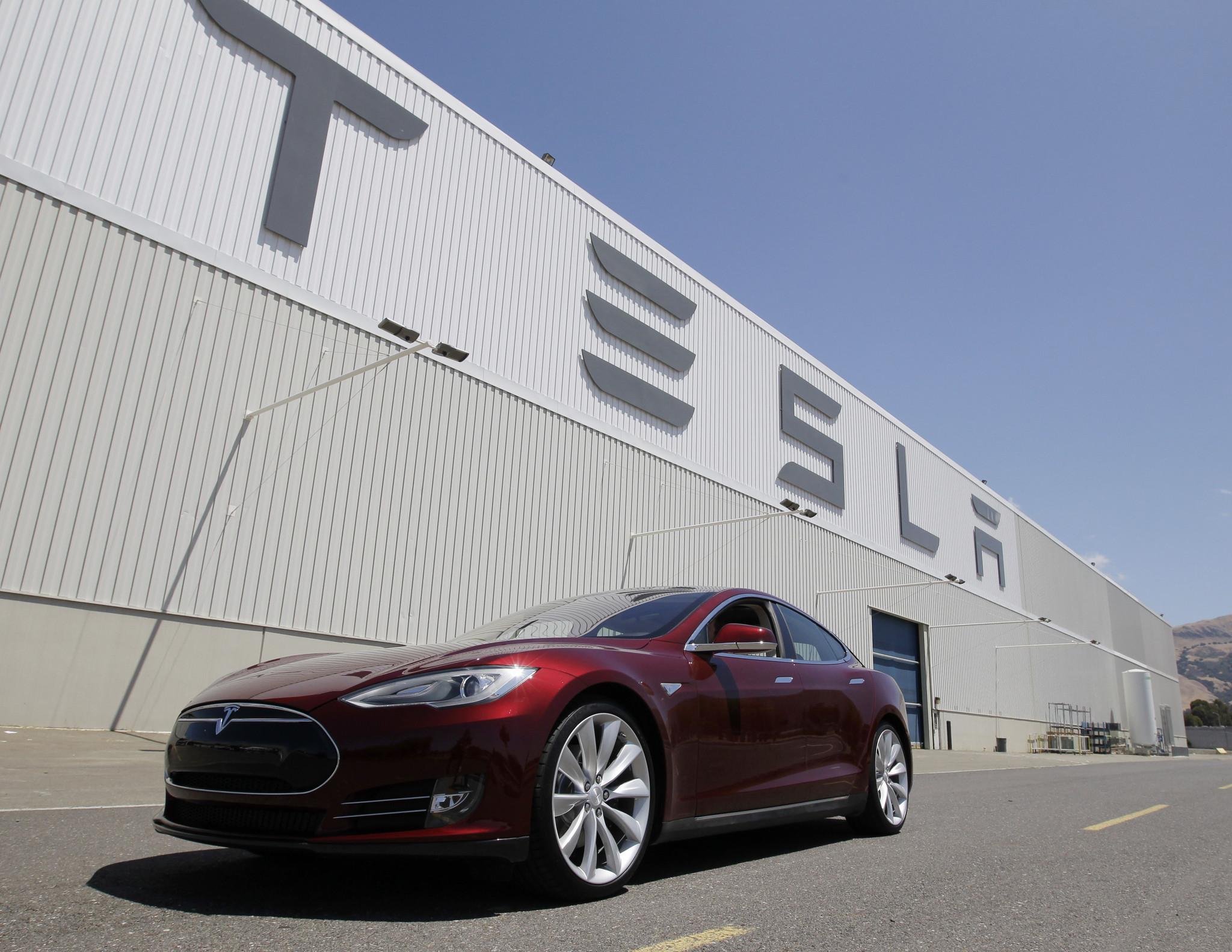 Tesla Motors Upgrades Equipment, Factory and the User