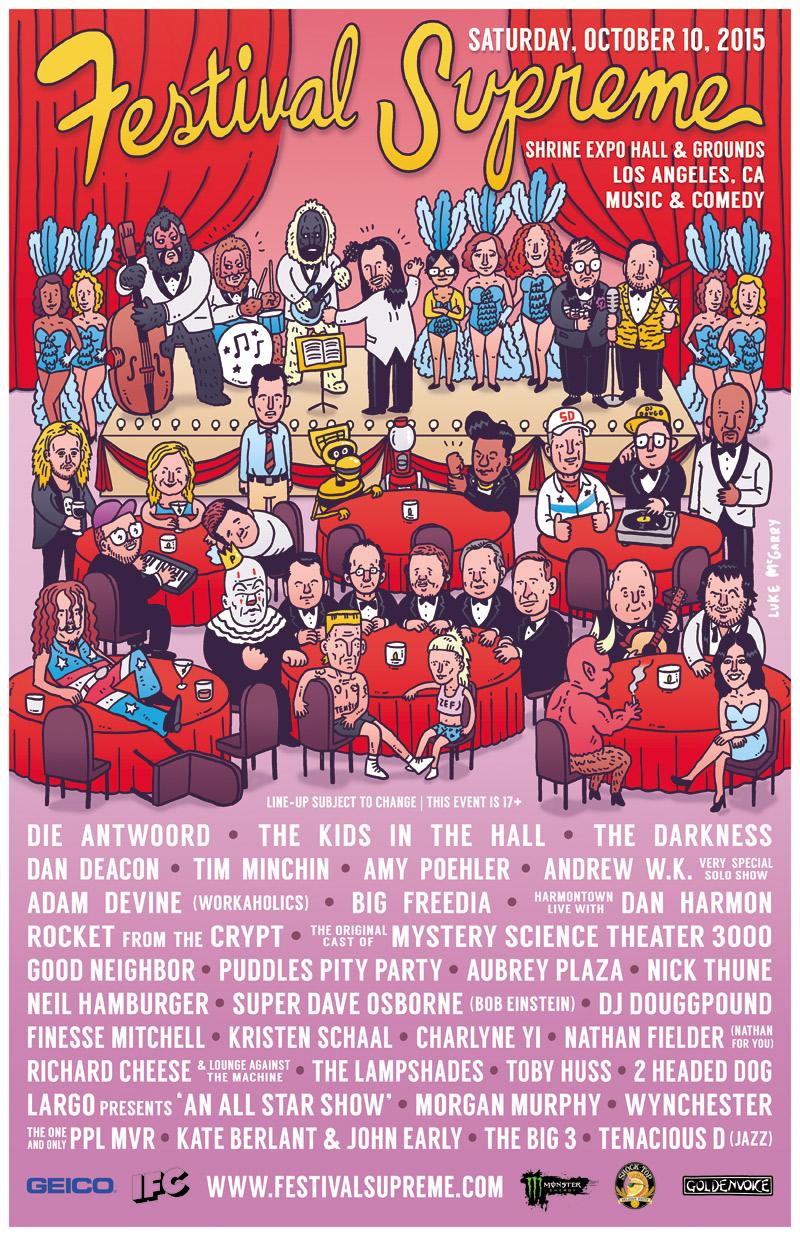 Festival Supreme 2015.
