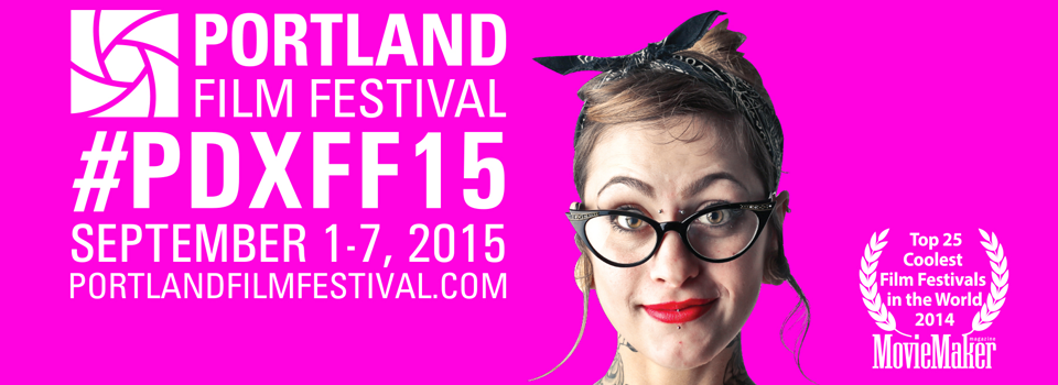 Portland Film Festival 2015. Image provided.