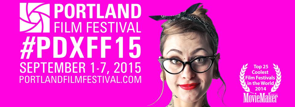 Portland Film Festival 2015. Image provided.