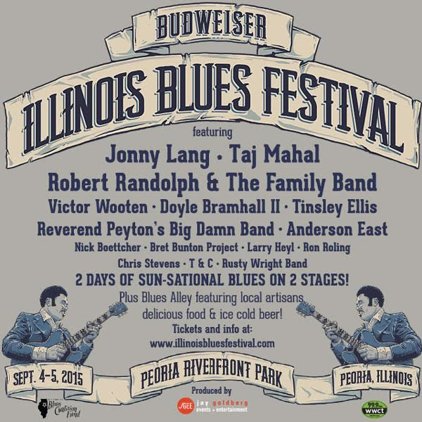 Illinois Blues Festival