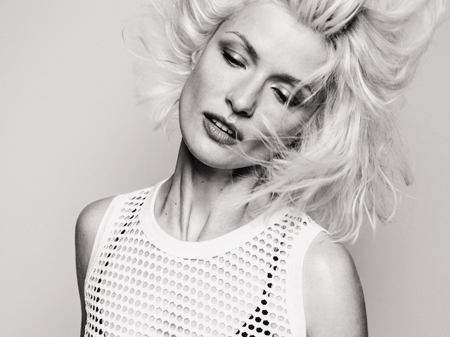 Olga Bell. Photo by: Noah Kalina