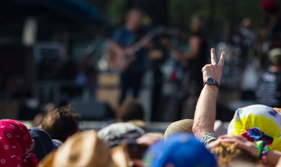 LOCKN Music Festival 2014. Image by: Matthew McGuire