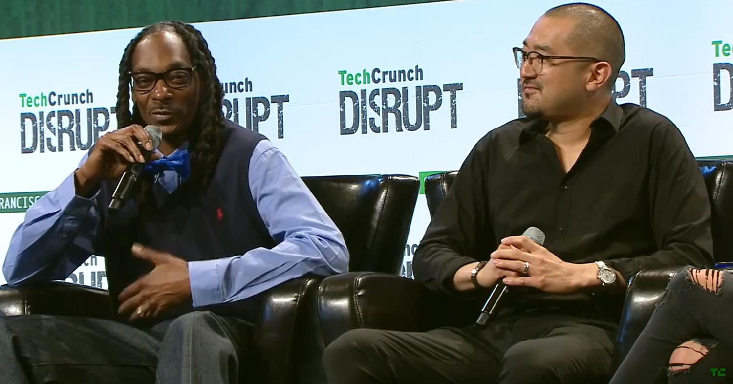 TechCrunch Disrupt SF. Photo by: TechCrunch / YouTube