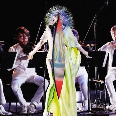 Björk. Photo by: björk