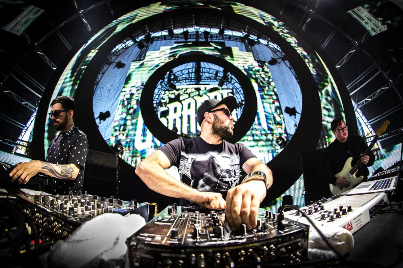 Gramatik. Photo provided by: Calabro Music Media.