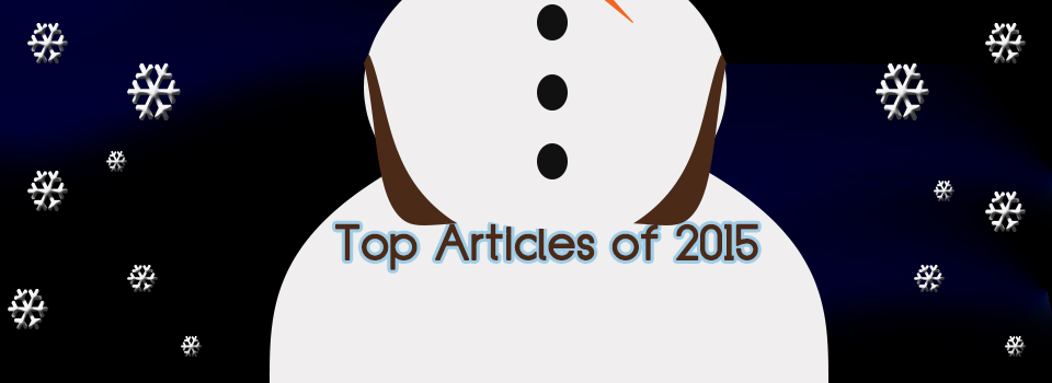 Top 10 Web articles for 2015 by Crescent Vale.
