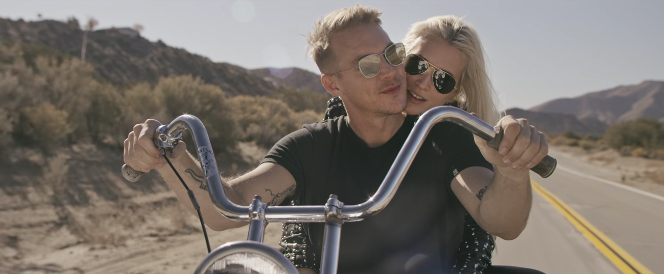 Major Lazer - Be Together feat. Wild Belle still shot. Photo by: Major Lazer / YouTube