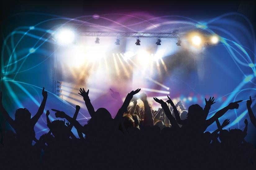 Live music event. Photo by: pixabay.com