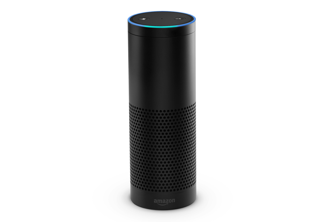 Amazon Echo. Photo by: Amazon Media CenterAmazon Echo. Photo by: Amazon Media Center