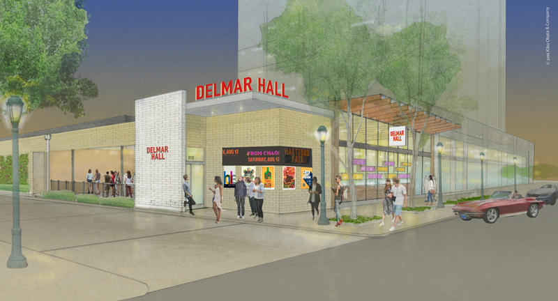 Delmar Hall. Photo by: Kiku Obata / The Pageant