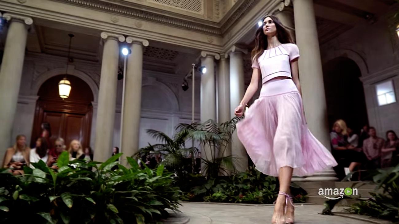 The Fashion Fund still shot. Photo by: Amazon Studios / YouTube
