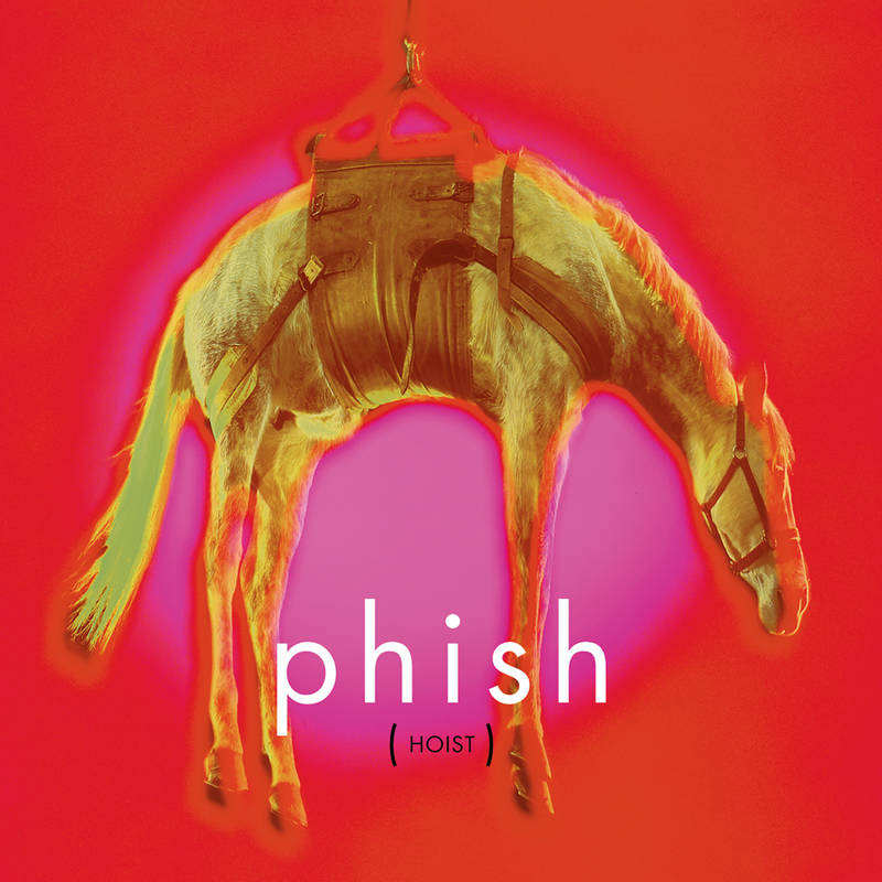 Phish, Hoist album artwork. Photo by Record Store Day