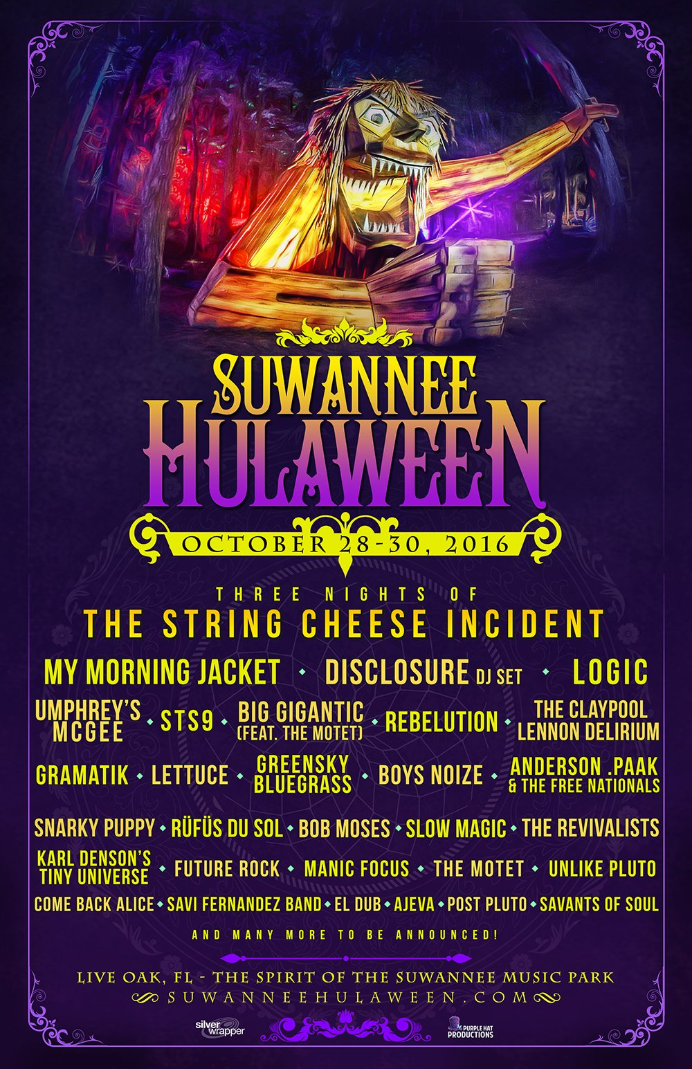 string cheese incident tickets