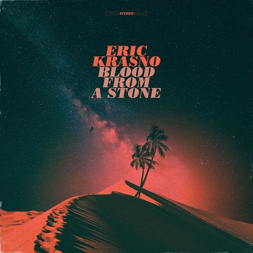 Eric Krasno, Blood From A Stone album artwork. Photo by: Calabro Music Media