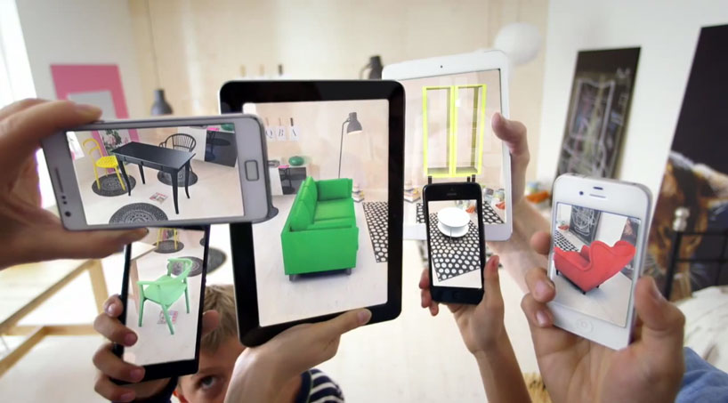 Augmented Reality photo by: Oyundari Zorigtbaatar. Showcasing the options in AR, and future plans for New Frontier and Sundance Labs.