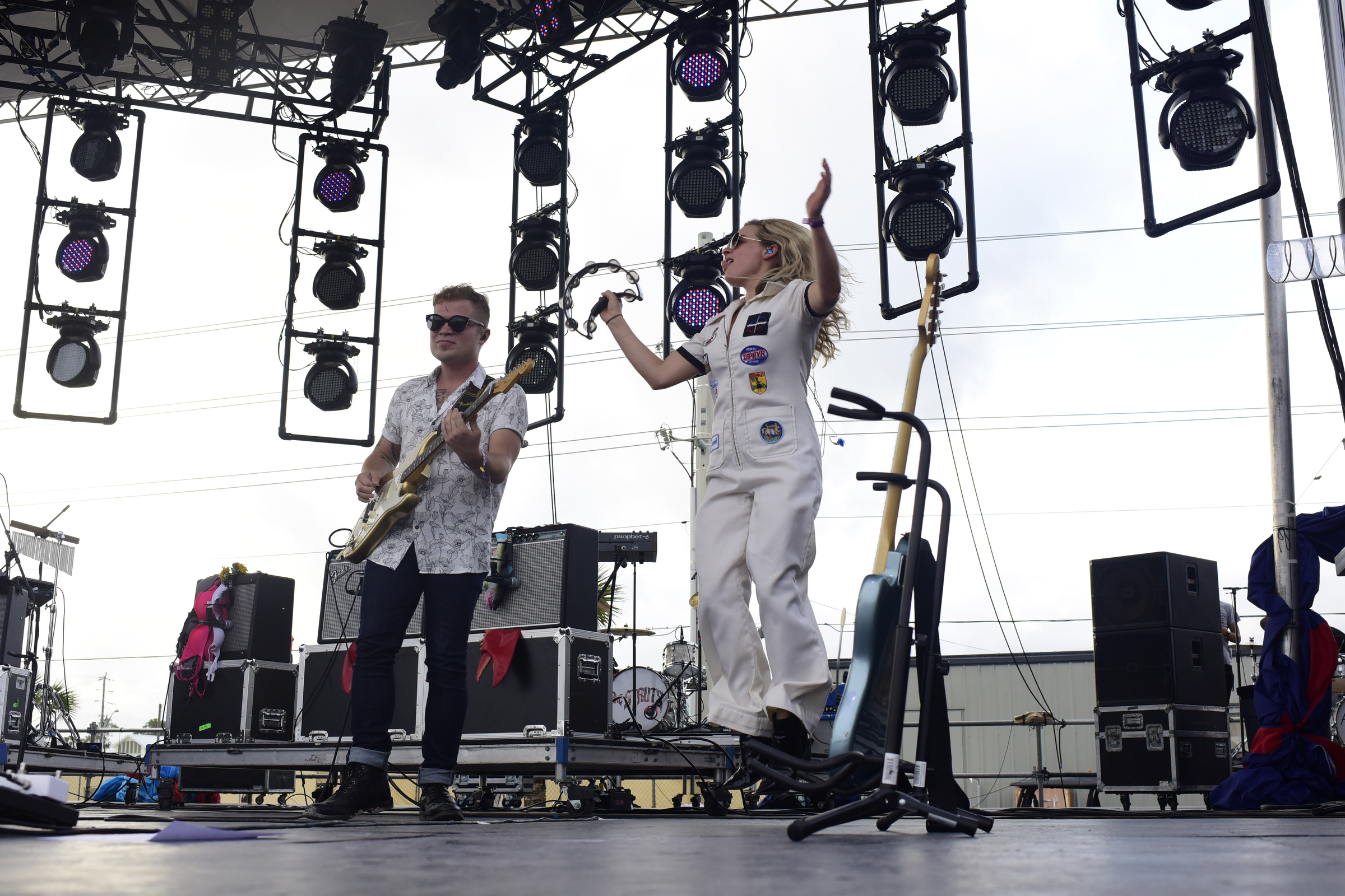 PHASES at Hangout Music Festival. Photo: Courtesy of Hangout Music Festival