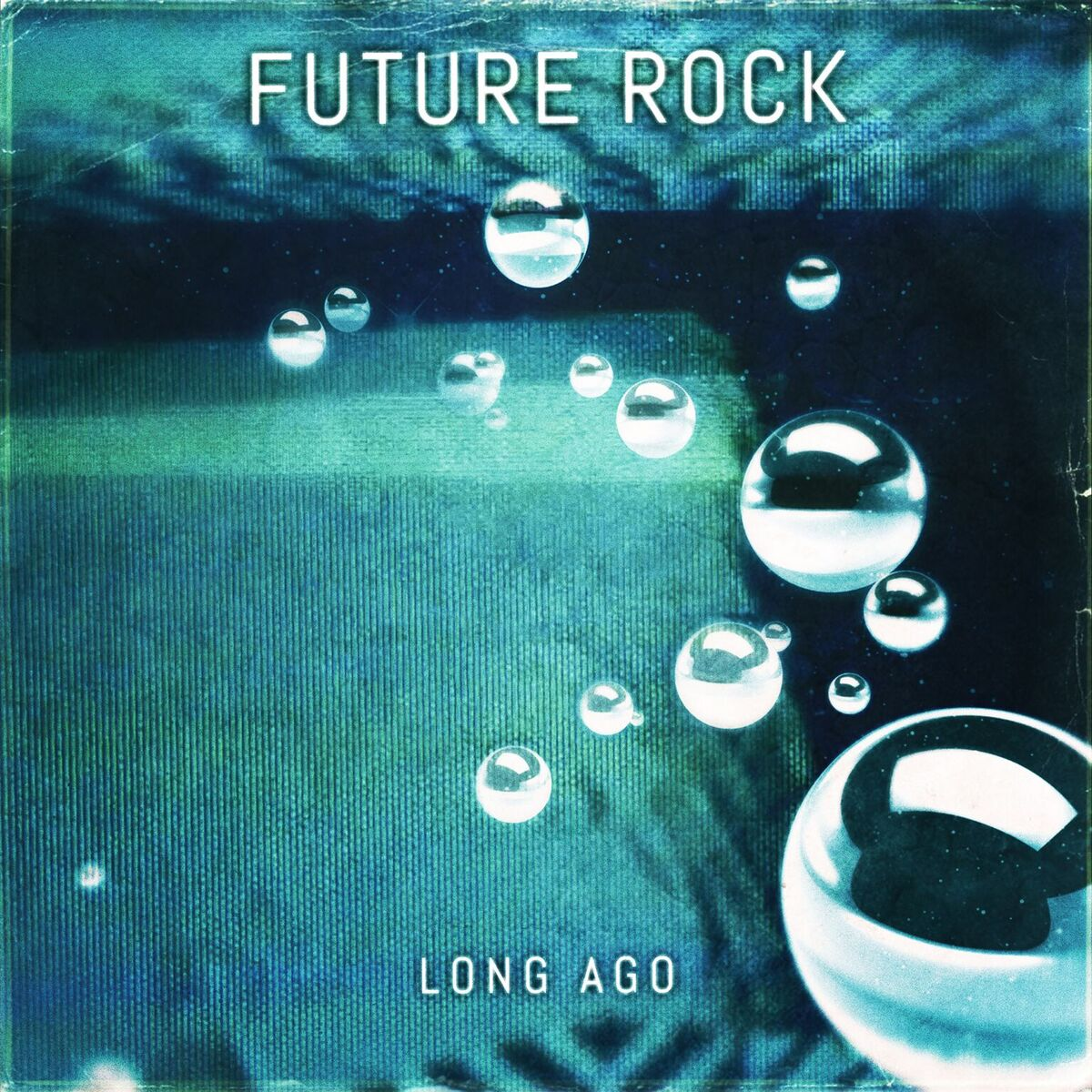 Future Rock Long Ago album artwork. Photo provided by Future Rock.