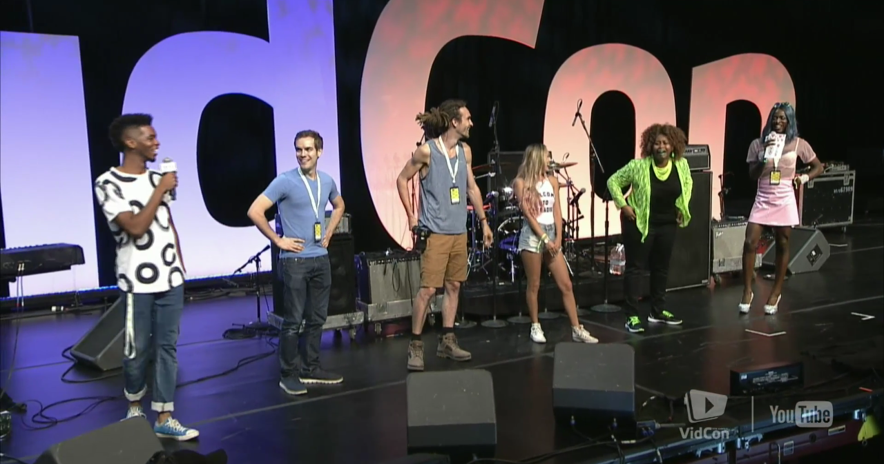VidCon 2016. Photo by: VidCon / YouTube