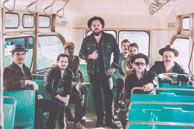 Nathaniel Rateliff & The Night Sweats. Photo by: Nathaniel Rateliff & The Night Sweats