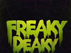 Freaky Deaky 2016 logo. Photo by: Freaky Deaky