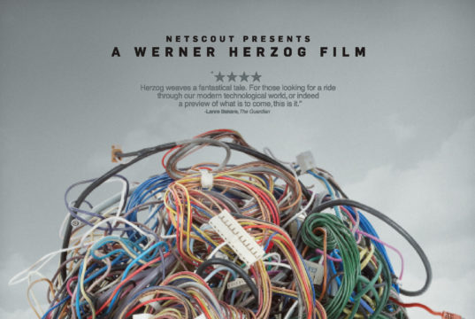 Lo and Behold, a film by Werner Herzog. Photo courtesy of Magnolia Pictures.