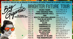 Big Gigantic Brighter Future album artwork. Photo provided.