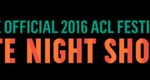 ACL Fest 2016 late night shows. Photo by: ACL Festival