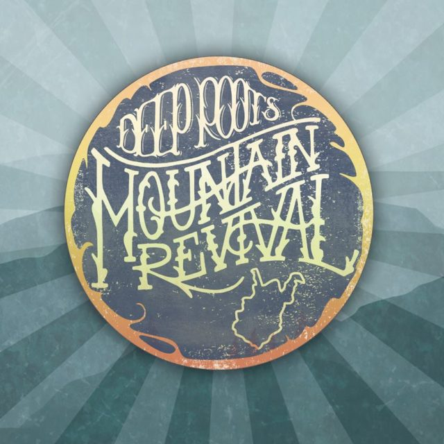 Deep Roots Mountain Revival logo. Photo by: Deep Roots Mountain Revival