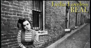 Lydia Loveless album cover for Real. Courtesy by: Sacks & Co.