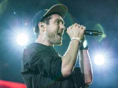 Bastille performs on stage at iHeartRadio Theater on September 6, 2016 in Burbank, California. (Photo by Rich Polk/Getty Images for iHeartMedia) Courtesy by: iHeartRadio