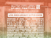 ACL Fest 2016 live streaming lineup by Red Bull.