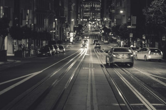 Downtown San Francisco. Photo by: Josh Felise