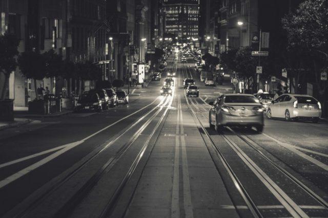 Downtown San Francisco. Photo by: Josh Felise
