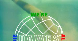 Dawes We're All Gonna Die album artwork. Courtesy by: Dawes / QPrime