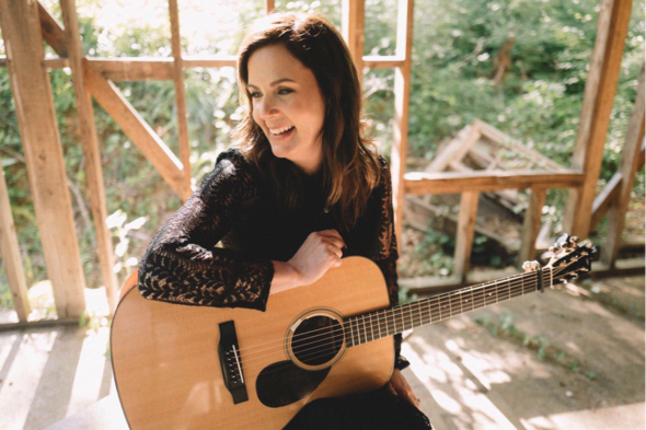 Lori Mckenna. Photo by: Becky Fluke. Courtesy by: Sacks & Co.