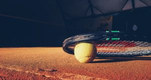 Tennis court. Photo by: pexels.com