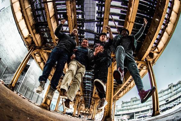 TAUK band promotional shot. Photo provided.