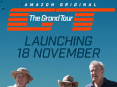 The Grand Tour on Amazon Prime Video promotional photo. Photo by: Business Wire