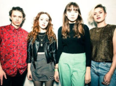 The Regrettes band photo. Image provided.