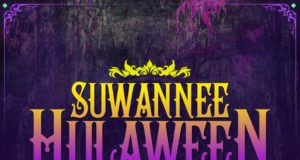 Suwannee Hulaween 2016 schedule. Photo by: Suwannee Hulaween