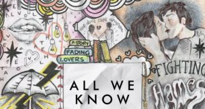 The Chainsmokers cover art for All We Know featuring Phoebe Ryan. Photo provided.