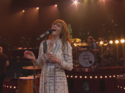 Florence + The Machine on Austin City Limits TV. Photo by: Austin City Limits / YouTube