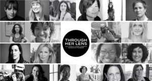 Through Her Lens: The Tribeca Chanel Women's Filmmaker Program. Photo provided.